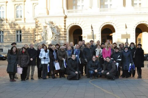 IV Congreso de hispanistas de Ucrania