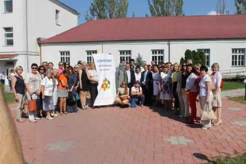 VI Congreso de Hispanistas de Ucrania