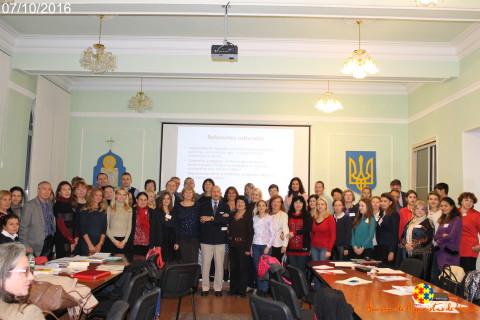VII Congreso de Hispanistas de Ucrania