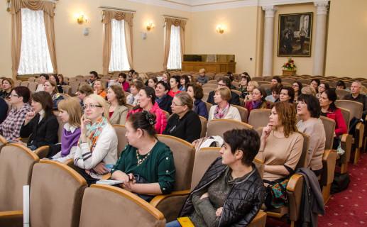 XIII Curso didáctico en Kyiv. 12/04/2018